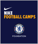 Nike Football Camps with Chelsea FC Foundation