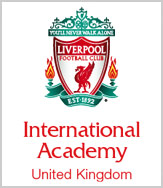 Liverpool FC Residential Camps